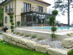 Paysagiste yverdon jardin biotope am nagement ext rieur for Piscine yverdon
